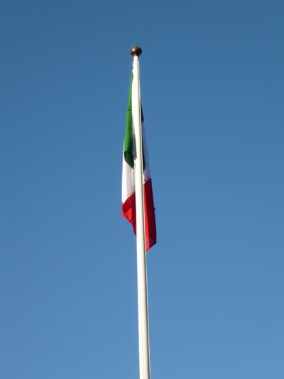 italiensflagga